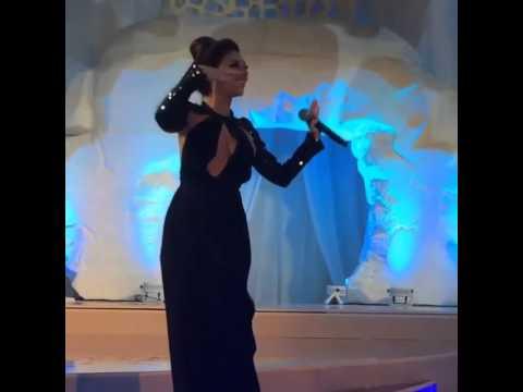 شاهد.. ميريام فارس تشعل دبي بوصلة رقص شرقي مثيرة