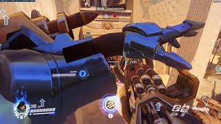 2019 01 23 Overwatch Pharah Temple of Anubis (Attack)