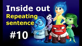 Learn English with movies - Inside Out #7 /Repeat Each sentence