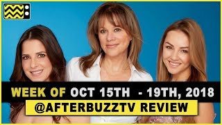 General Hospital for October 15th - October 19th, 2018 Review & After Show