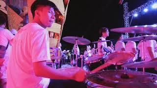 Deep Cries Out - Jesus Reigns 2018 (Ilocos Norte) Drum Cam
