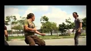 cascadeur AXN - phim Anh Hùng - phần 1 - mat vang phim