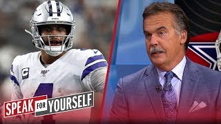 Dallas will extend Dak Prescott because 'he's their future' — Jeff Fisher | NFL | SPEAK FOR YOURSELF