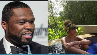 50 Cent & Fans Clown Wendy Williams Again Over Vaca Pic, Cthagod Says None Of Yall Getting In Heaven