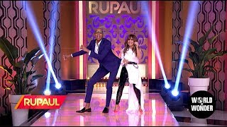 /39rupaul39 with paula abdul