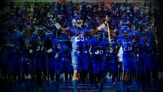 Boise State Broncos Football Pump-Up 2016-17 -