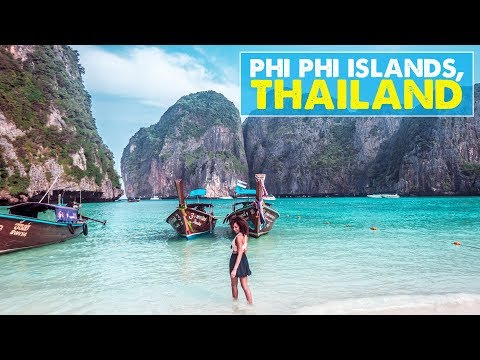 SUSTAINABILITY IN THAILAND: Zeavola Resort, Phi Phi Island | (Sustainable Earth Ep. 1)
