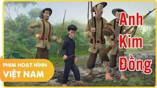 KIM ĐỒNG - Anh Hùng Nhỏ Tuổi | Phim Hoạt Hình 3D Việt Nam Đáng Xem Nhất 2017