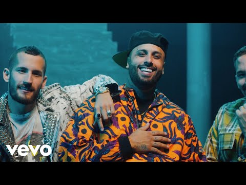 Mau y Ricky, Nicky Jam - BOTA FUEGO (Official Video)