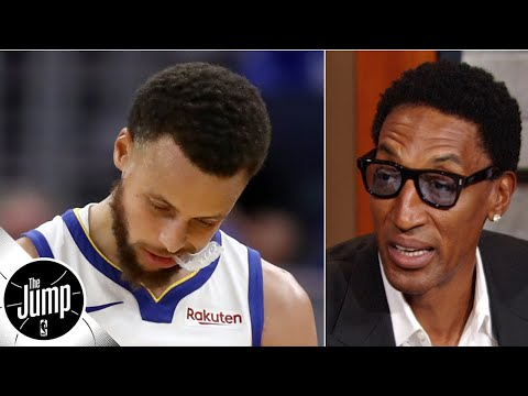Clippers vs. Warriors showed how hard it will be for Steph to score - Scottie Pippen | The Jump