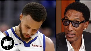 Clippers vs. Warriors showed how hard it will be for Steph to score - Scottie Pippen   The Jump