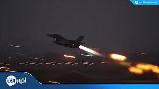 غارات عراقية على داعش في سوريا     -