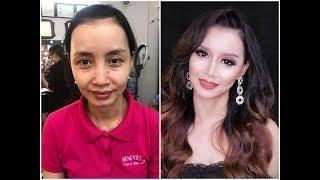 Lớn Tuổi Makeup Thế Nào Để Không Bị Già - Makeup Old To Young /Hùng Việt Makeup