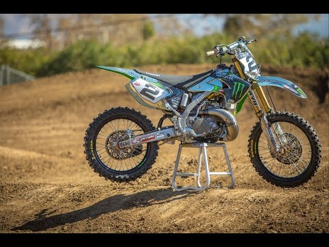 Ryan Villopoto 2 Stroke 250 Supercross/Outdoors RAW