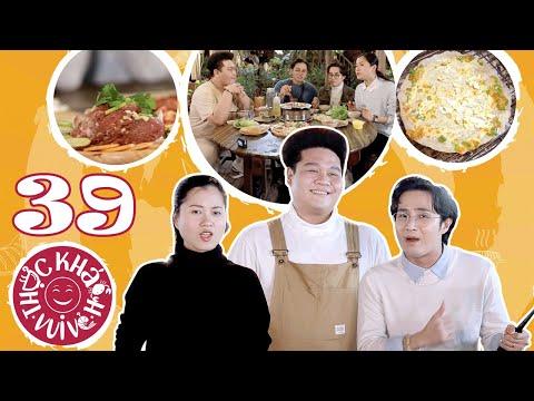 Thực Khách Vui Vẻ #39: Yuno Bigboi, Huỳnh Lập, Lâm Vỹ dạ rủ nhau đi