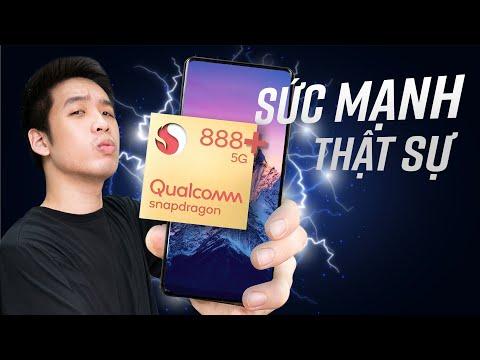 Gắn sò lạnh Mix 4: Quyết tâm đi tìm SỨC MẠNH THẬT SỰ của Snapdragon 888+