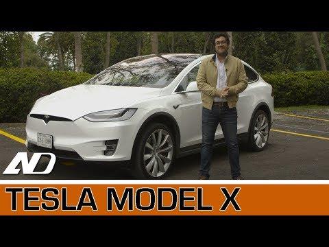 """Tesla Model X - ¿SUV, Crossover, Minivan, Licuadora"""""""