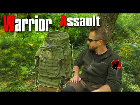 European Military - Warrior Assault Systems X300 Backpack