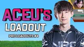 Apex Pro Loadouts #4: I Asked Aceu His Favorite Loadout, Then Used It For a Day In Apex Legends
