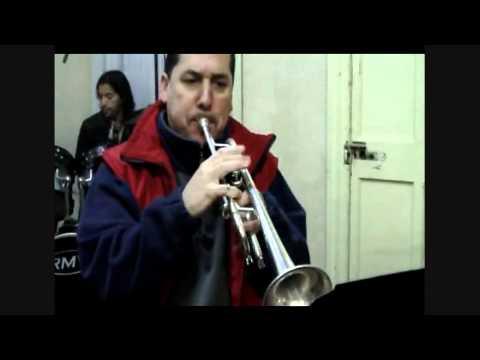 LOS BRONCES DE JERICÓ - Big Band, Chile