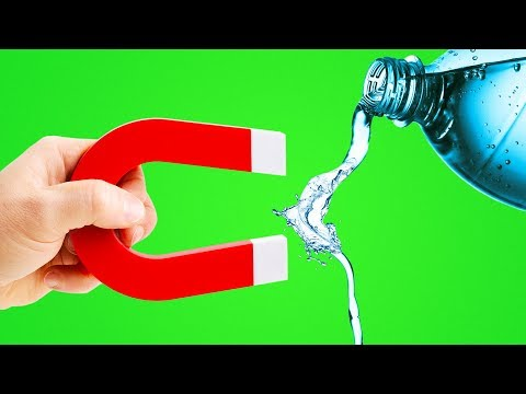 22 WONDERFUL TRICKS WITH WATER