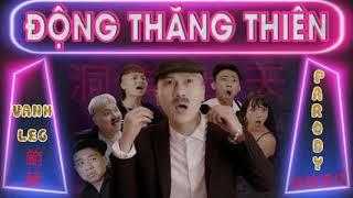 Vanh Leg - Động Thăng Thiên - 1 hour - Full Audio - Không Quảng Cáo