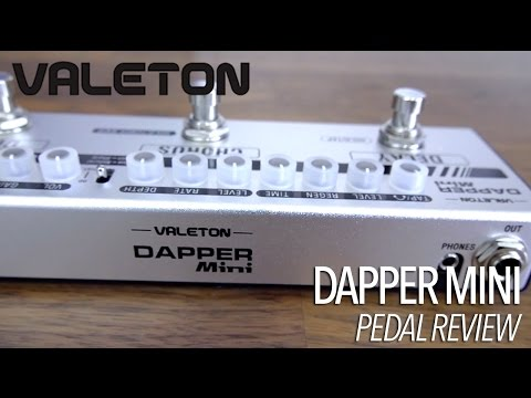 Valeton Dapper Mini Multi-Effect MES-1