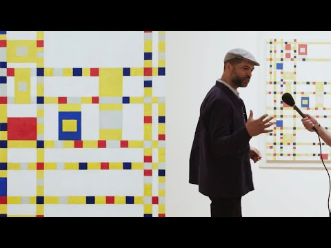 This Mondrian painting is actually a Jazz score | Jason Moran | MoMA BBC | THE WAY I SEE IT