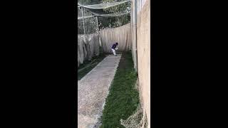 SARDAR YASEEN In nets after a long break