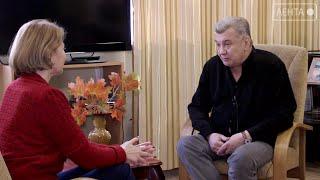 Блиц-интервью с актёром Сергеем Кошониным
