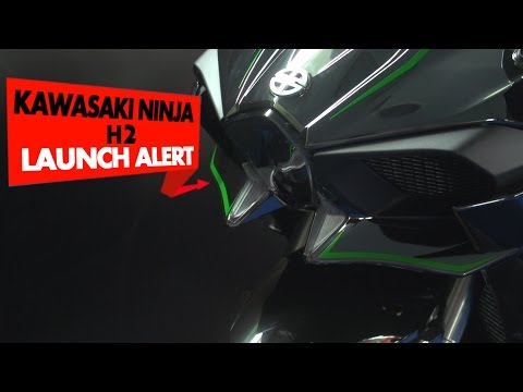 Launch Alert: Kawasaki Ninja H2 : PowerDrift