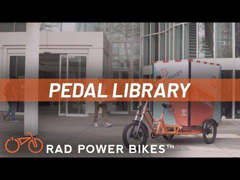 Burnaby Pedal Library | RadBurro Spotlight