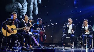 Cha - MTV Band x Nguyễn Dân x Karik x Phúc Phạm x YVol | Sao Đại Chiến Tập 7