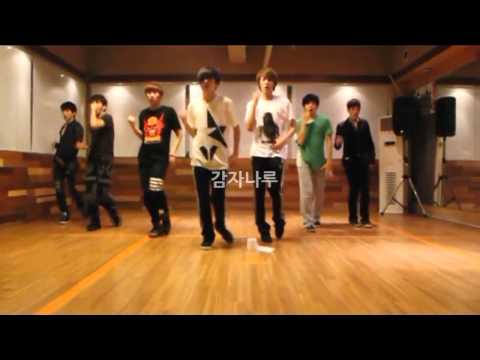 [DANCE PRACTICE] Infinite - The Chaser