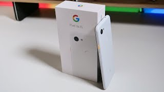 Pixel 3a XL - Unboxing, Setup and First Look