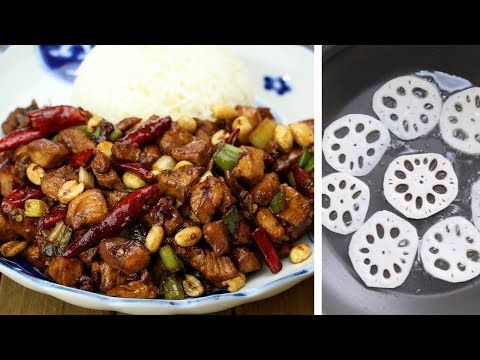 3 Kung Pao Recipes That Are Better Than Takeout