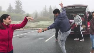 3 Peg Sharry Mann Dance - USA - Acadia national park