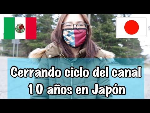 con este video, cierro un ciclo en este canal+nueva sorpresa+Mexicana en Japon