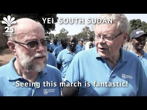 IAS 25 Years YEI SOUTH SUDAN