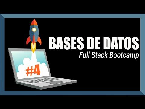 🚀 Bases de Datos [SQL vs no SQL] - #4 Bootcamp Full Stack