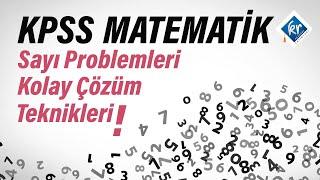 KPSS Matematik - Sayı Problemleri