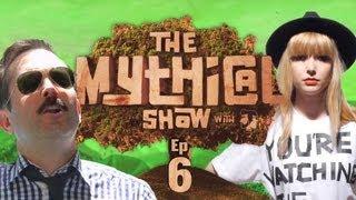 The Mythical Show Ep 6 (Taylor Swift Caption Fail & Thomas Lennon)