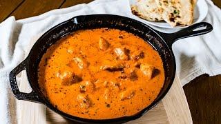Labor of Love: Restaurant-Style Chicken Tikka Masala | TOM TO TABLE