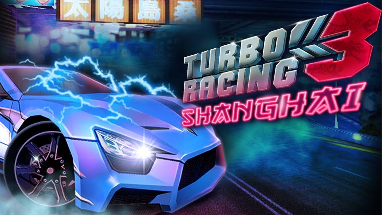 Turbo Racing 3 - A free Racing Game