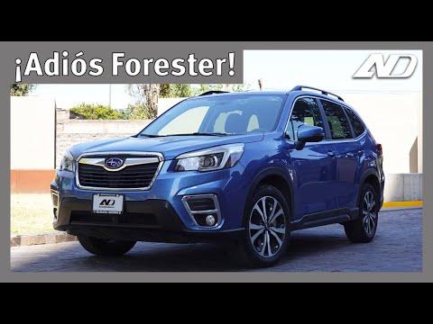 """¡Adiós Subaru Forester! ¿Qué tal nos fue con ella después de 8 meses"""" - Prueba largo plazo"""