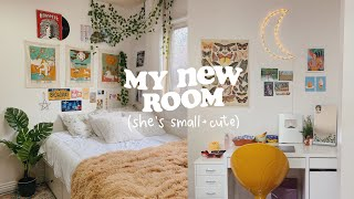 ULTIMATE ROOM MAKEOVER + room tour!
