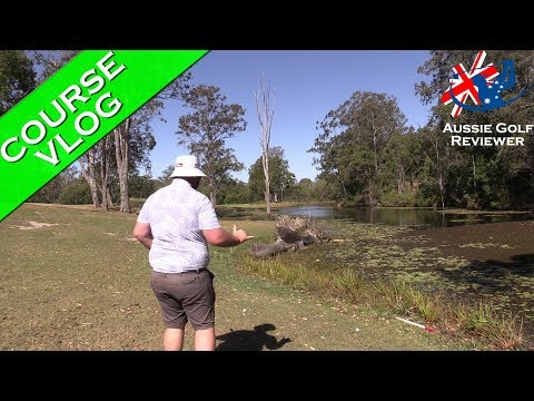 PAMPLING PLATE COURSE VLOG at CABOOLTURE GOLF CLUB PART 3