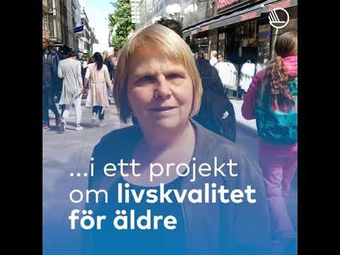 Livskvalitet för äldre i Norden