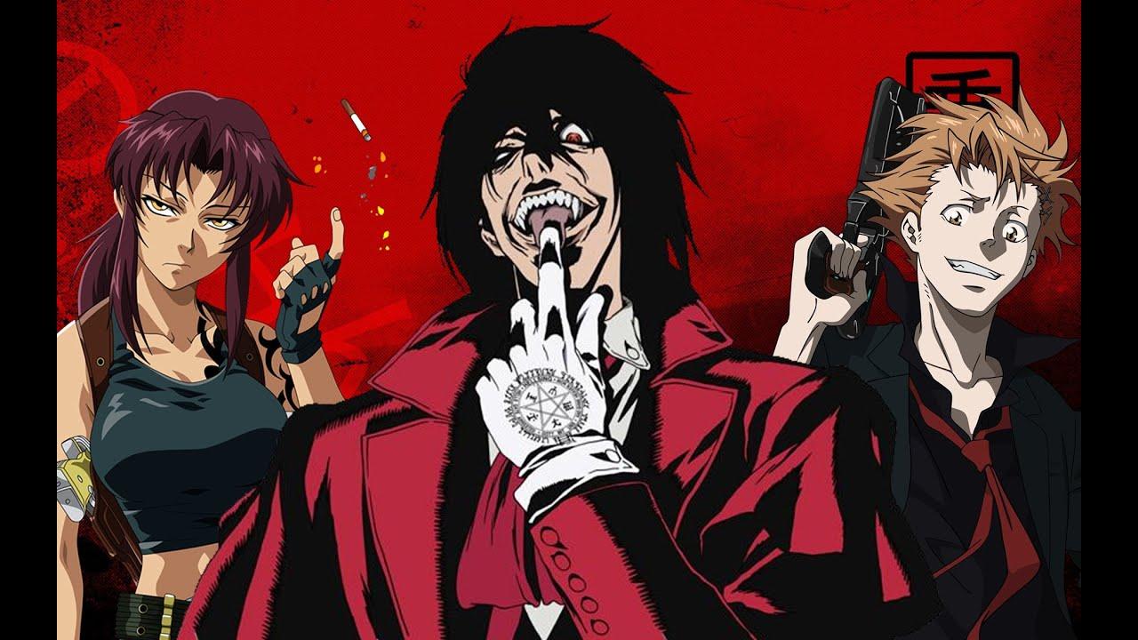 Seinen Anime