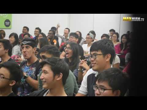 Teacher Beatboxes in Class - Maxmantv